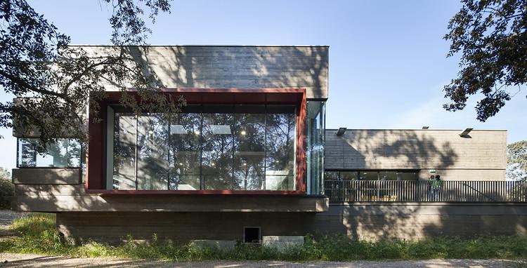 Escuela Secundaria Castries / MDR Architectes, © Mathieu Ducros