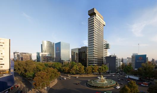 Corporativo Reforma Diana / Arditti  + RDT arquitectos