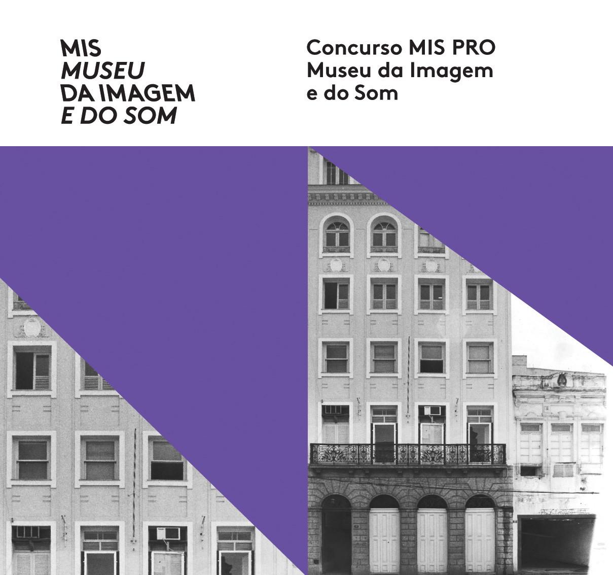 Concurso de projeto para a requalificação do MIS do Rio de Janeiro, Cortesia de IAB-RJ
