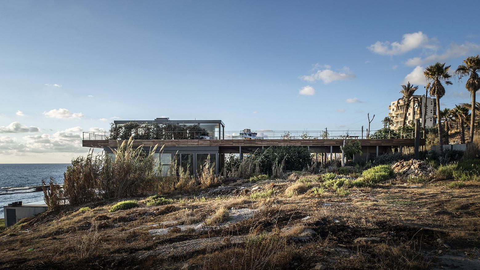 Amchit Residence / BLANKPAGE Architects, © Ieva Saudargaitė
