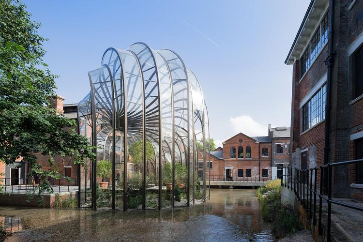 Destilería Bombay Sapphire / Heatherwick Studio, © Iwan Baan