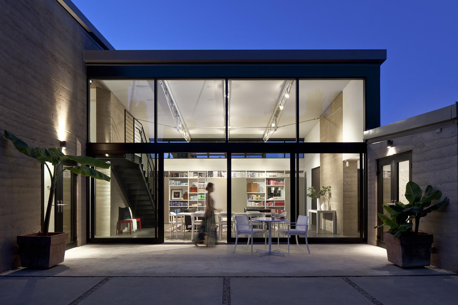Casa En Mountain View Atelier Hsu Plataforma Arquitectura