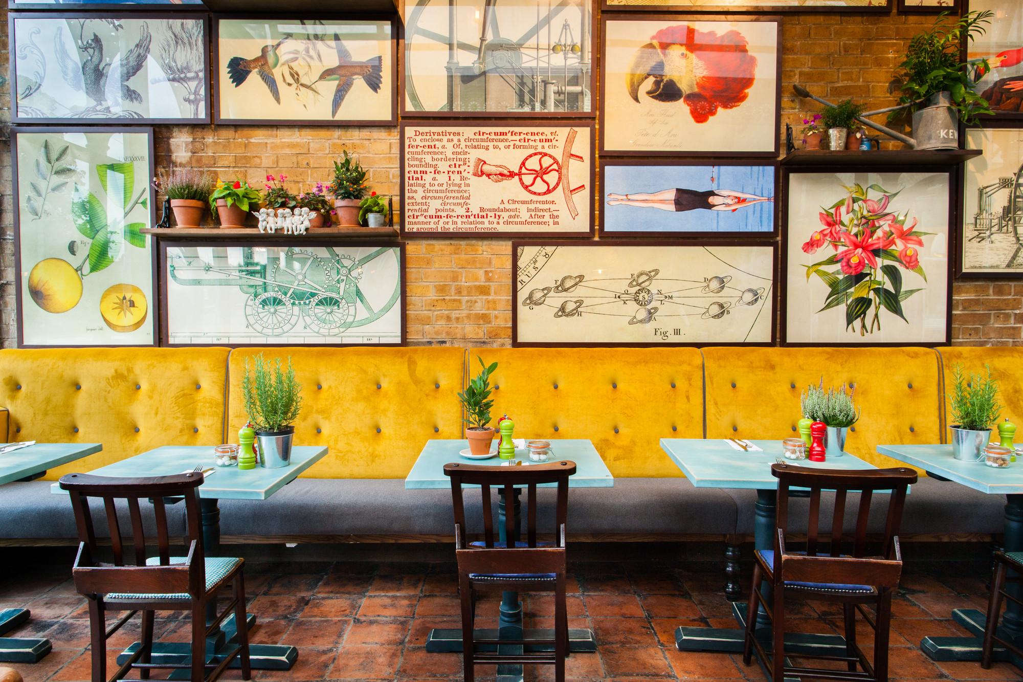 2014 Restaurant & Bar Design Award Winners | ArchDaily
