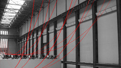 Gia Wolff Transforms the Tate Modern with Canopy of Ropes