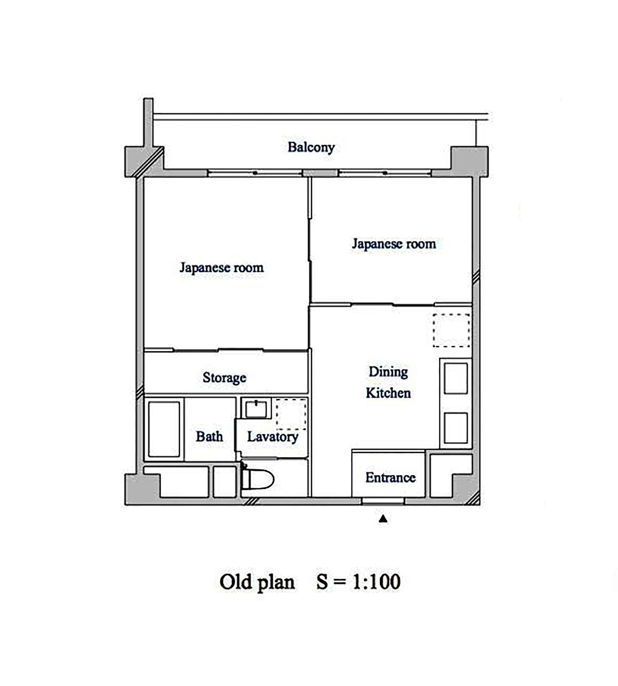Standard Dimensions For Australian Kitchen Design: Galería De Casa De Baño Y Cocina / Takeshi Shikauchi