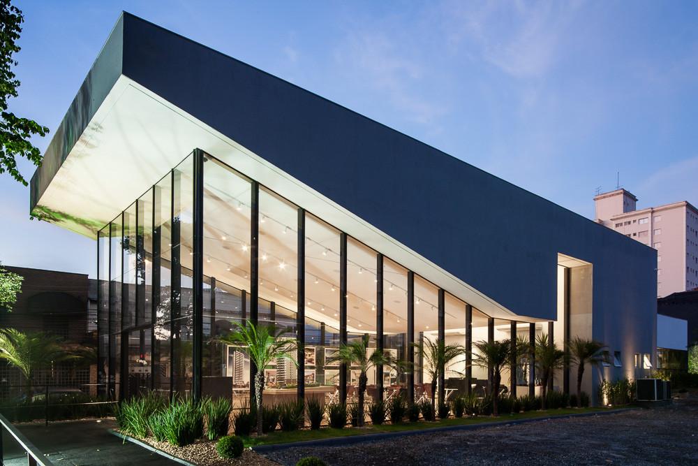 1689bb8f6 Galeria de Estande Bonna / Basiches Arquitetos Associados - 1