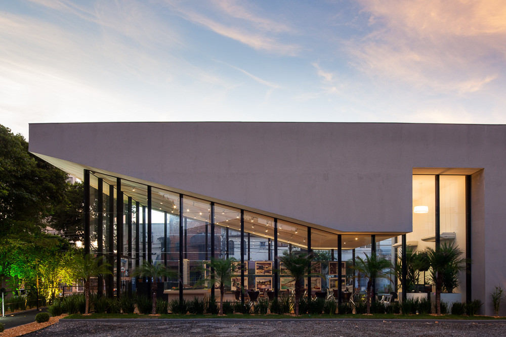 95feab3f0 Galeria de Estande Bonna / Basiches Arquitetos Associados - 8