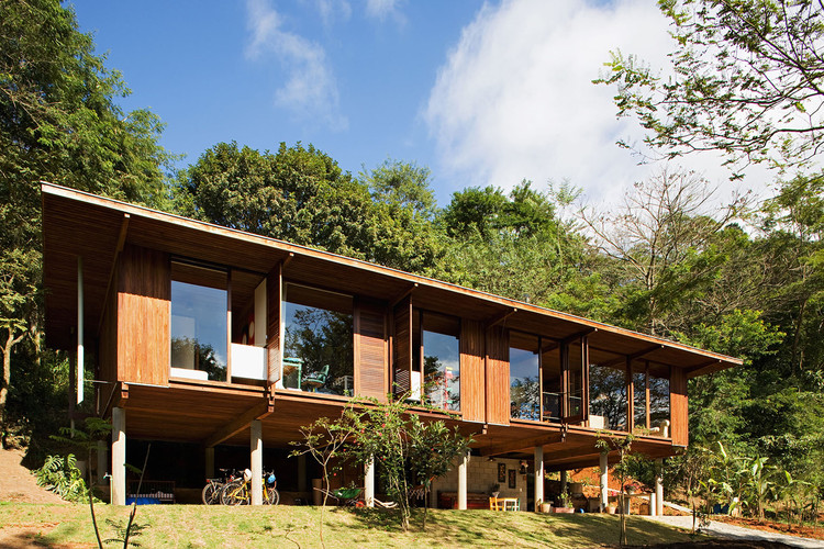 Vila Taguai / Cristina Xavier Arquitetura, © Daniel Ducci