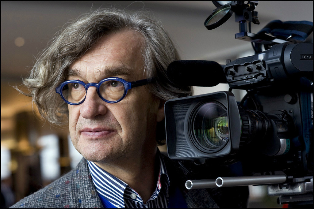 "'Cathedrals of Culture' Proves To Be ""Limited"" & ""Internalised"", Wim Wenders. Image ©  European Parliament / Pietro Naj-Oleari, 2010"