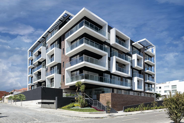Gallery of vivalto building najas arquitectos 3 for Residential building designer