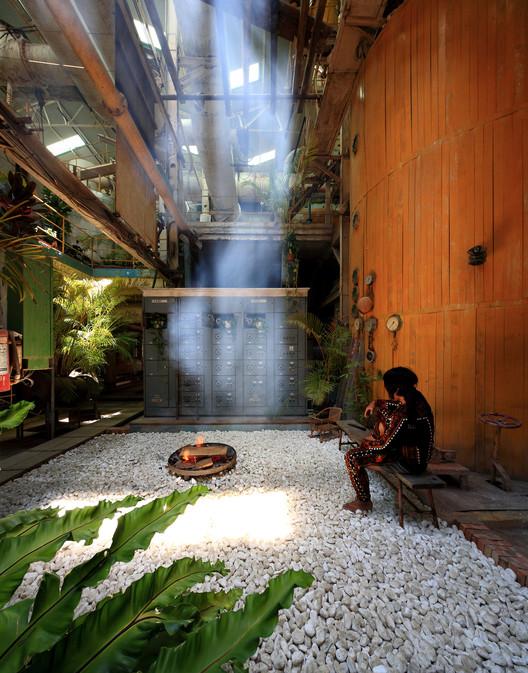 Academia de la Ruina de Taitung / Marco Casagrande, © AdDa Zei