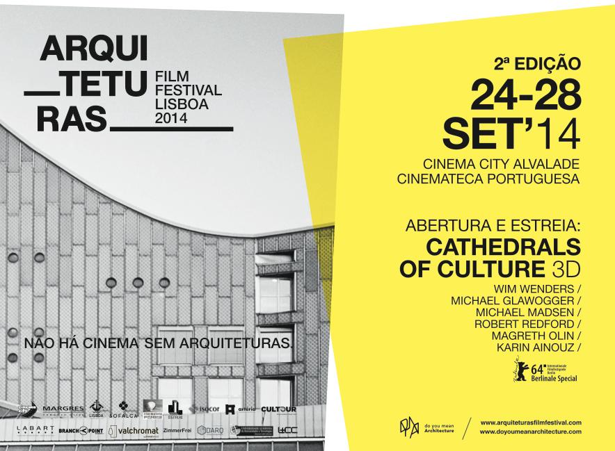 Filmes premiados no Arquiteturas Film Festival Lisboa 2014, Cortesia de Arquiteturas Film Festival Lisboa