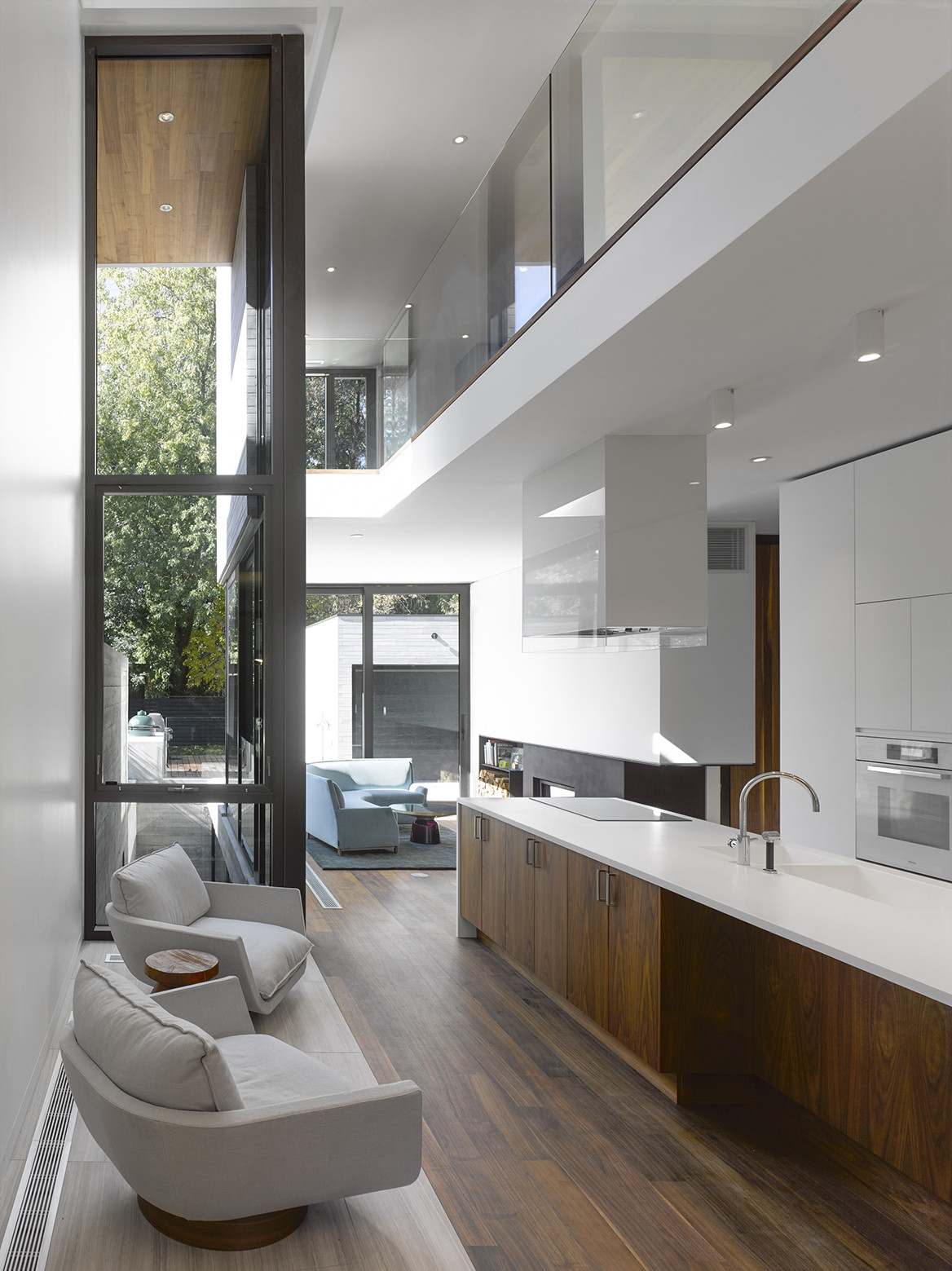 Gallery of moore park residence drew mandel architects 10 for Cuisine americaine equipee