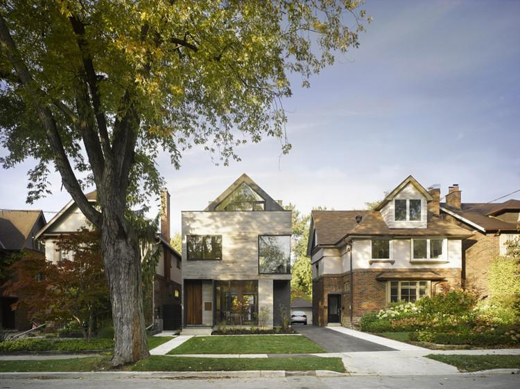 Residência Moore Park / Drew Mandel Architects, © Ben Rahn / A-Frame