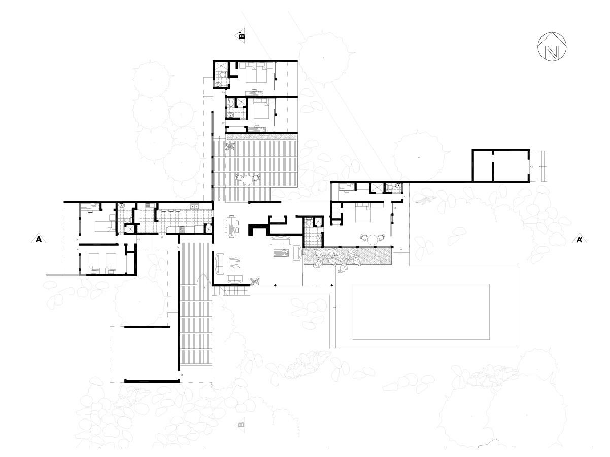 Galer A De Cl Sicos De Arquitectura Casa Kaufmann