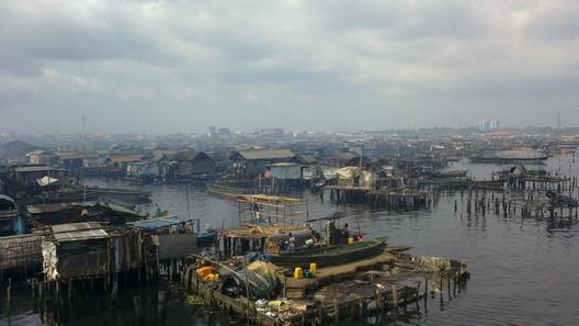 Makoko/Iwaya Waterfront Restoration Plan. Image © BFI