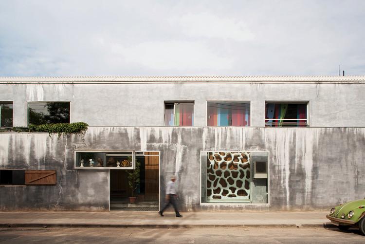 O2 Filmes / Cristina Xavier Arquitetura, © Daniel Ducci