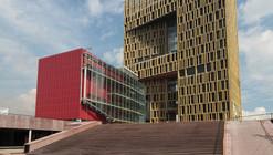 Centro Cívico Plaza de La Libertad / OPUS + Toroposada Arquitectos