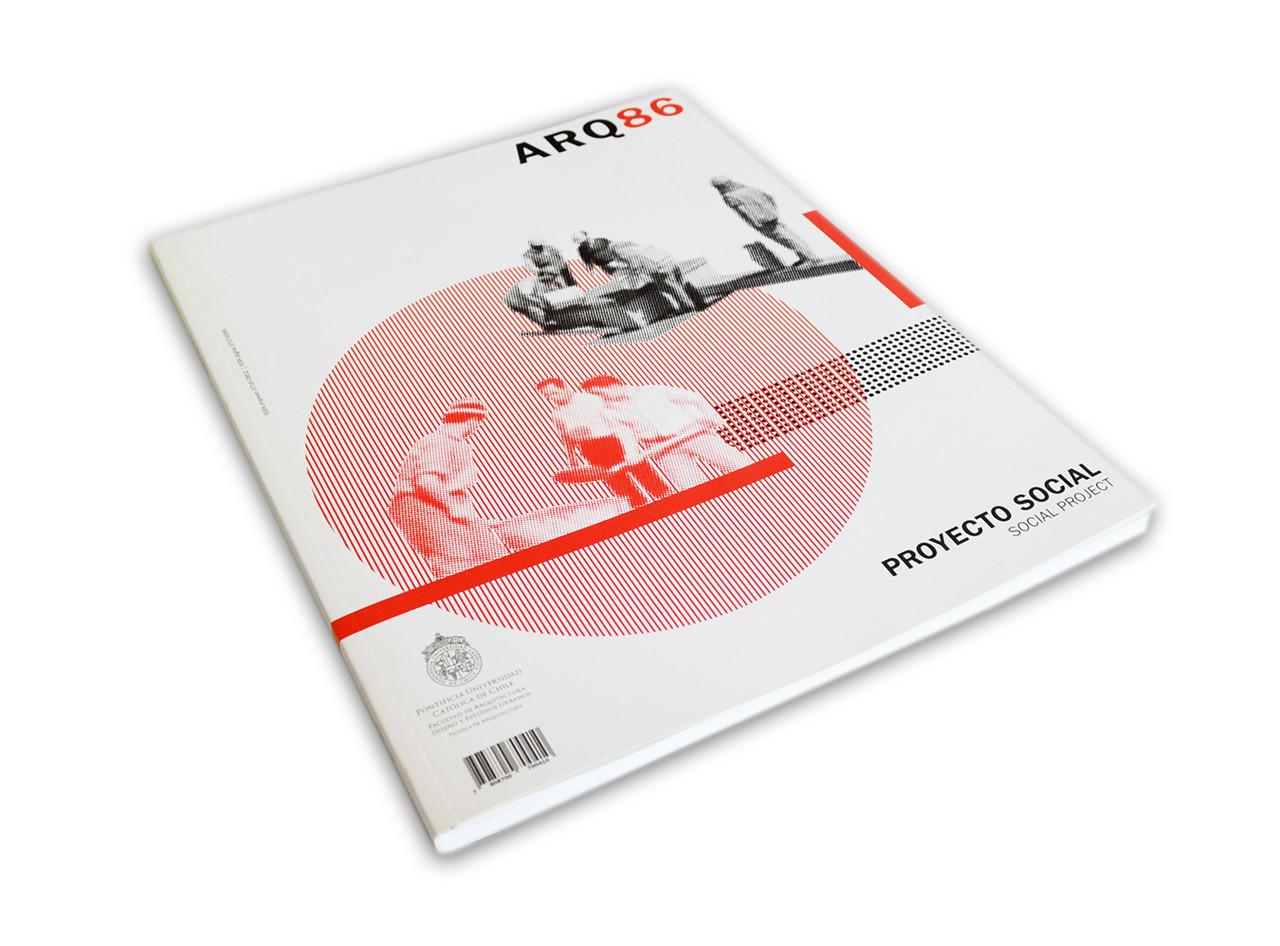 Revista ARQ 86: Proyecto Social