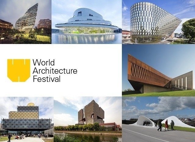 Anunciados os vencedores do primeiro dia do World Architecture Festival 2014