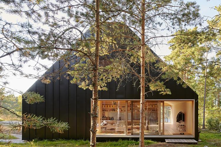 Casa Husarö  / Tham & Videgård Arkitekter, ©  Ake E:son Lindman