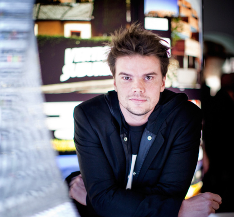 spotlight bjarke ingels archdaily. Black Bedroom Furniture Sets. Home Design Ideas