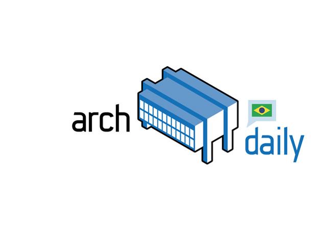 Resultados do concurso para o Doodle do 3ª Aniversário do ArchDaily Brasil, Ganhador - Sergio Ishiro Fukamizo. Image Cortesia de ArchDaily Brasil