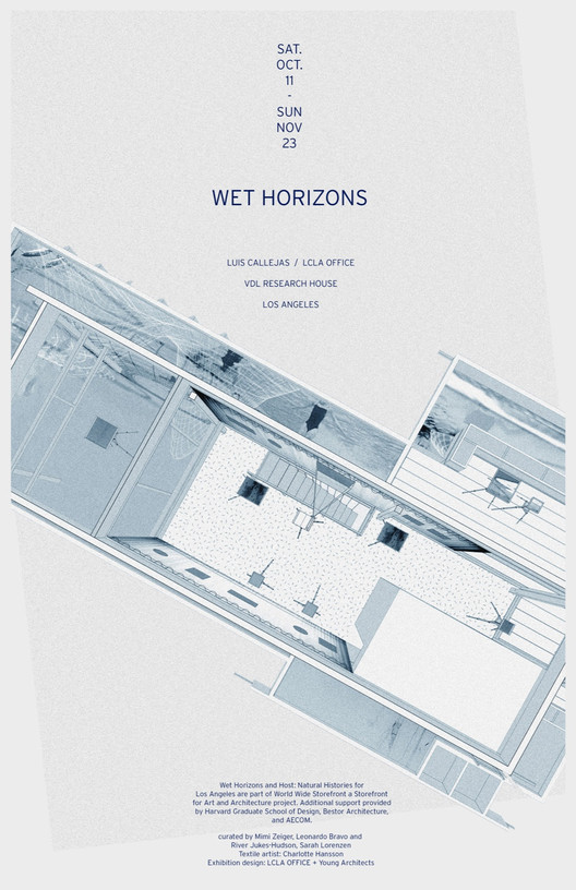 "Natural Histories for Los Angeles Presents ""Wet Horizons"""