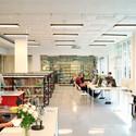 Interior of Library - #127. Image © SVESMI