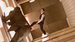 """Cine y Arquitectura: cómo se filmaron las escenas imposibles de """"Inception"""""""