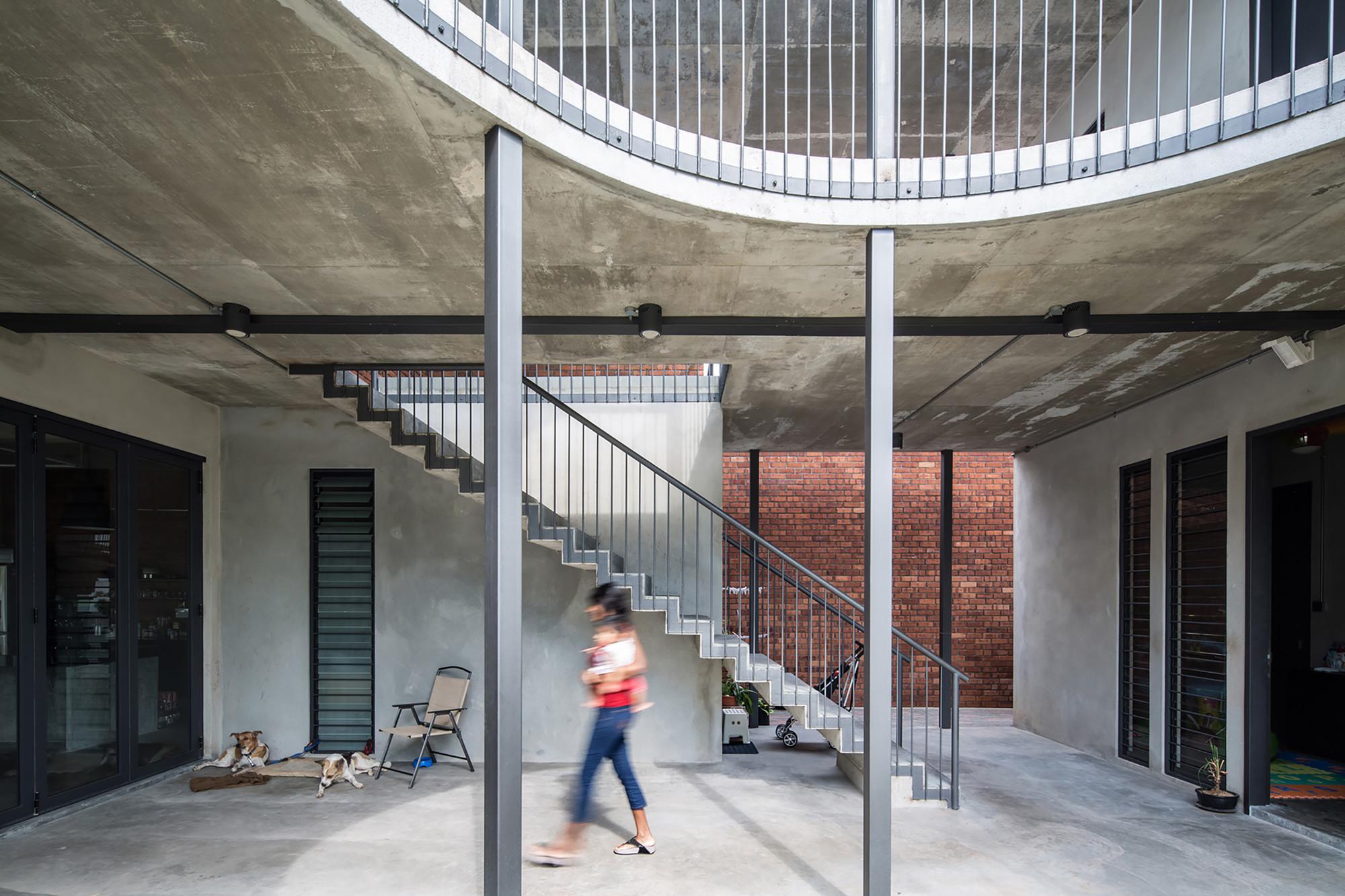 Vermani House / Eleena Jamil Architect, © Marc Tey