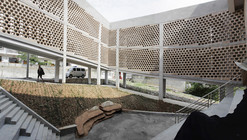 Angdong Hospital Project / Rural Urban Framework