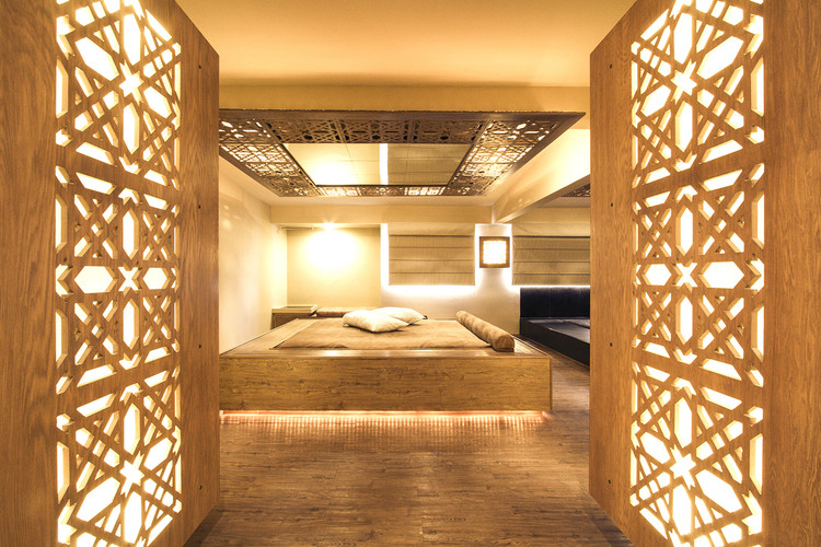 Suite Hammam / Cooperativa Arquitectura, © Nadia Ham / Bernardo Améndolla