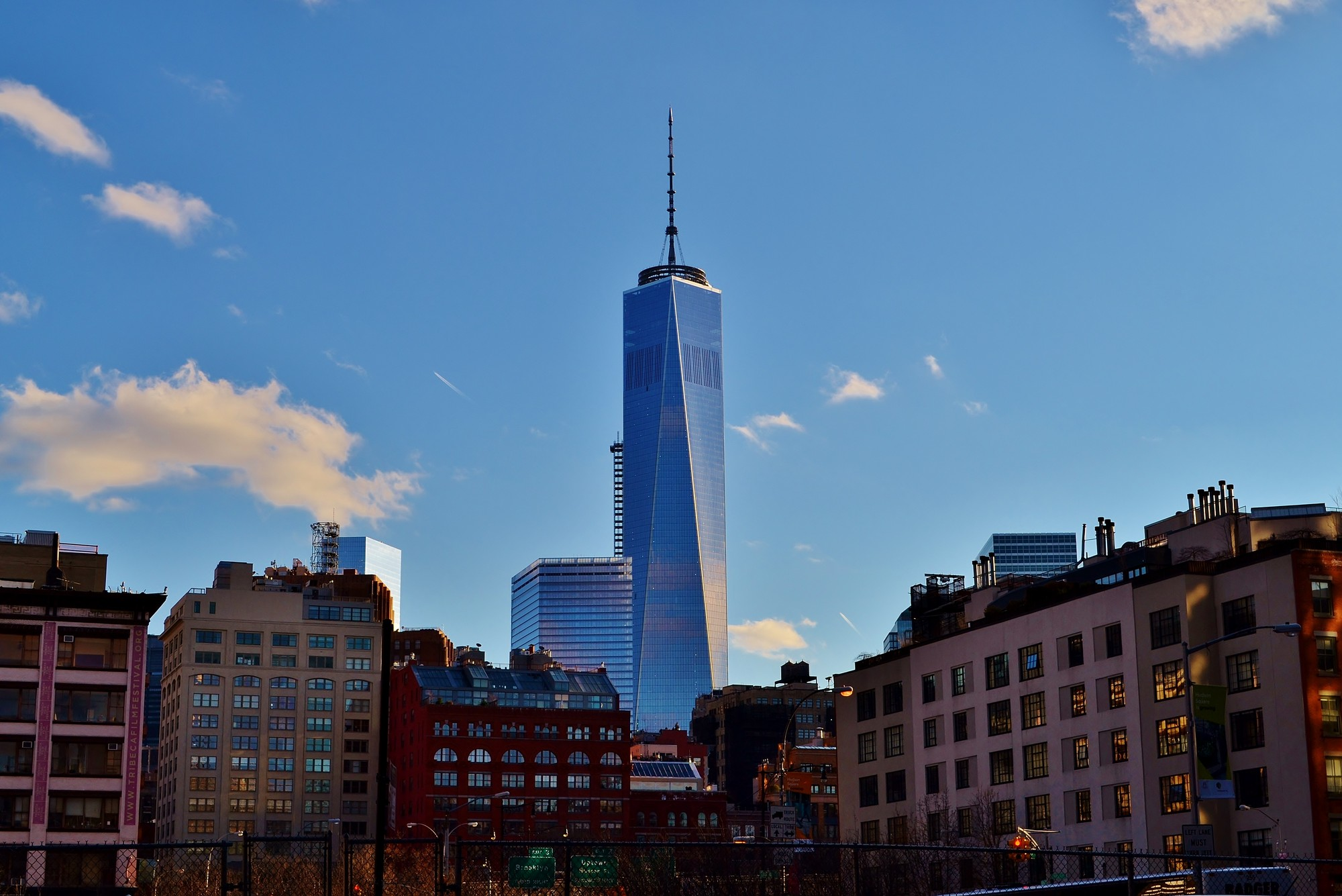Did the New World Trade Center Live Up to its Expectations?, © flickr user 76807015@N03. Used under <a href='https://creativecommons.org/licenses/by-sa/2.0/'>Creative Commons</a>