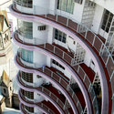 Edificio Germaine Burchard. Image © Milena Leonel
