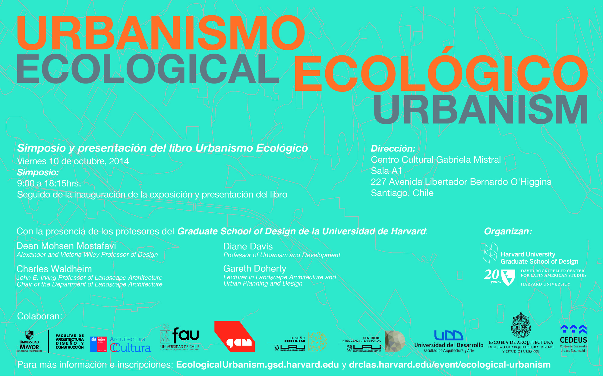 Ecological Urbanism / Santiago, Chile