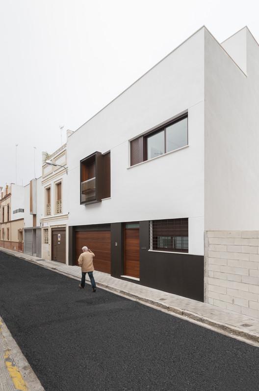 Casa Nufro / Dinamo Arquitectos, © Antonio Arévalo Morán