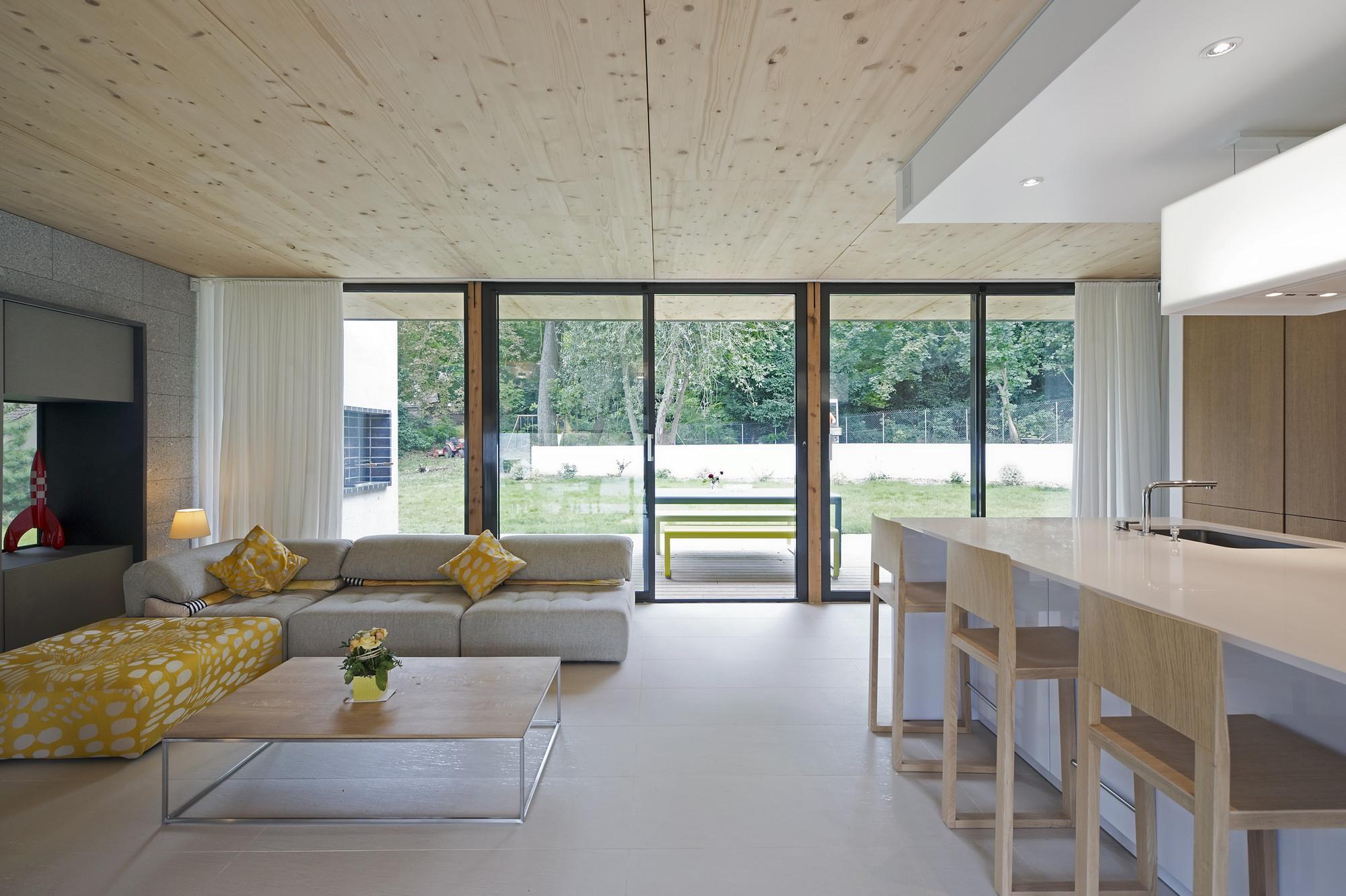 War house a b architectes dplg archdaily for Construire maison minimaliste