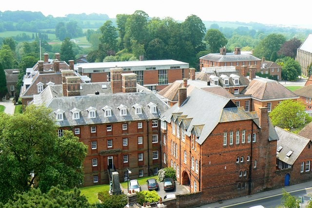Five Shortlisted for Marlborough College Science Building, Marlborough College via Wikipedia