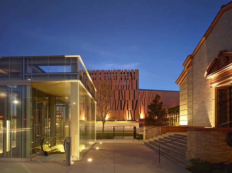 The Wallis Annenberg Center For