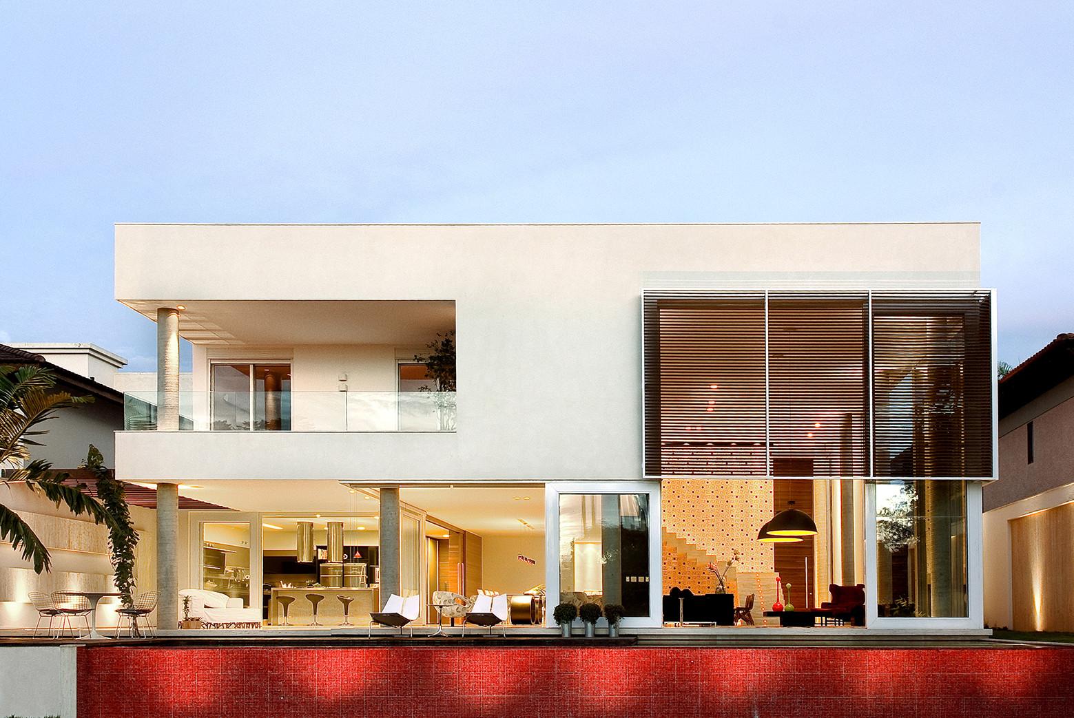 Casa Capital / Architecture Ney Lima