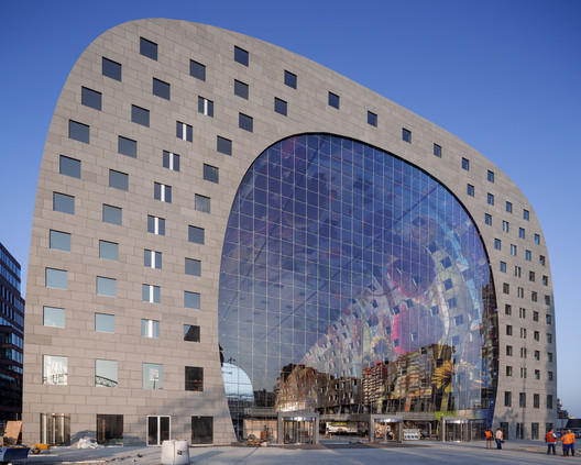 Markthal Rotterdam / MVRDV