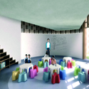 BRONZE: Escola Pedagógica (México) / Julio Amezcua e Francisco Pardo. Imagem Cortesia da Fundação Holcim