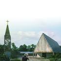Próxima Geração: Laguna Chapel. Imagem Cortesia de Fundação Holcim