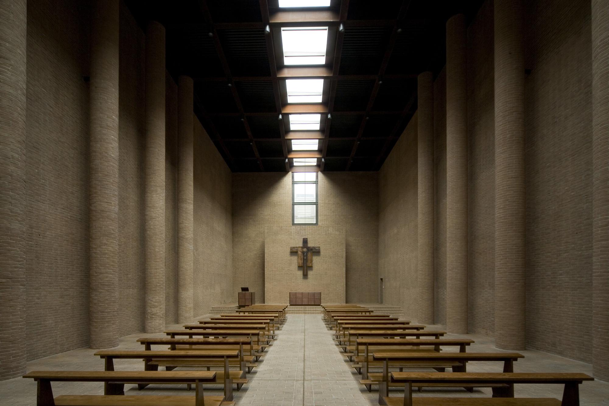 Archivo: La Luz en la Arquitectura Religiosa / Parte 2