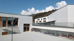 School Complex in Chermignon / Frei Rezakhanlou Architects