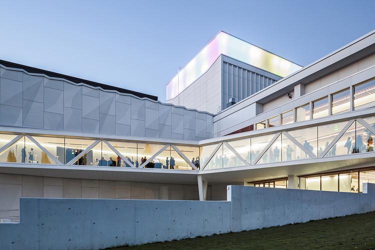 Teatro de la ciudad de Kuopio / ALA Architects, © Tuomas Uusheimo