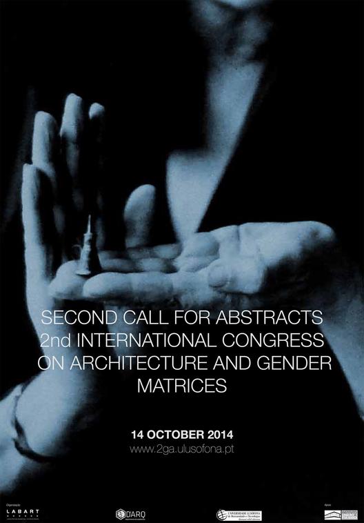 """Chamada de trabalhos para o """"Segundo Congresso Internacional de Arquitetura e Gênero: Matrizes"""""""