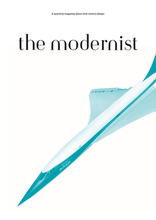 'Departed': An Exploration of 20th Century Modernism, The Modernist - Issue 12: Departed. Image Courtesy of The Modernist