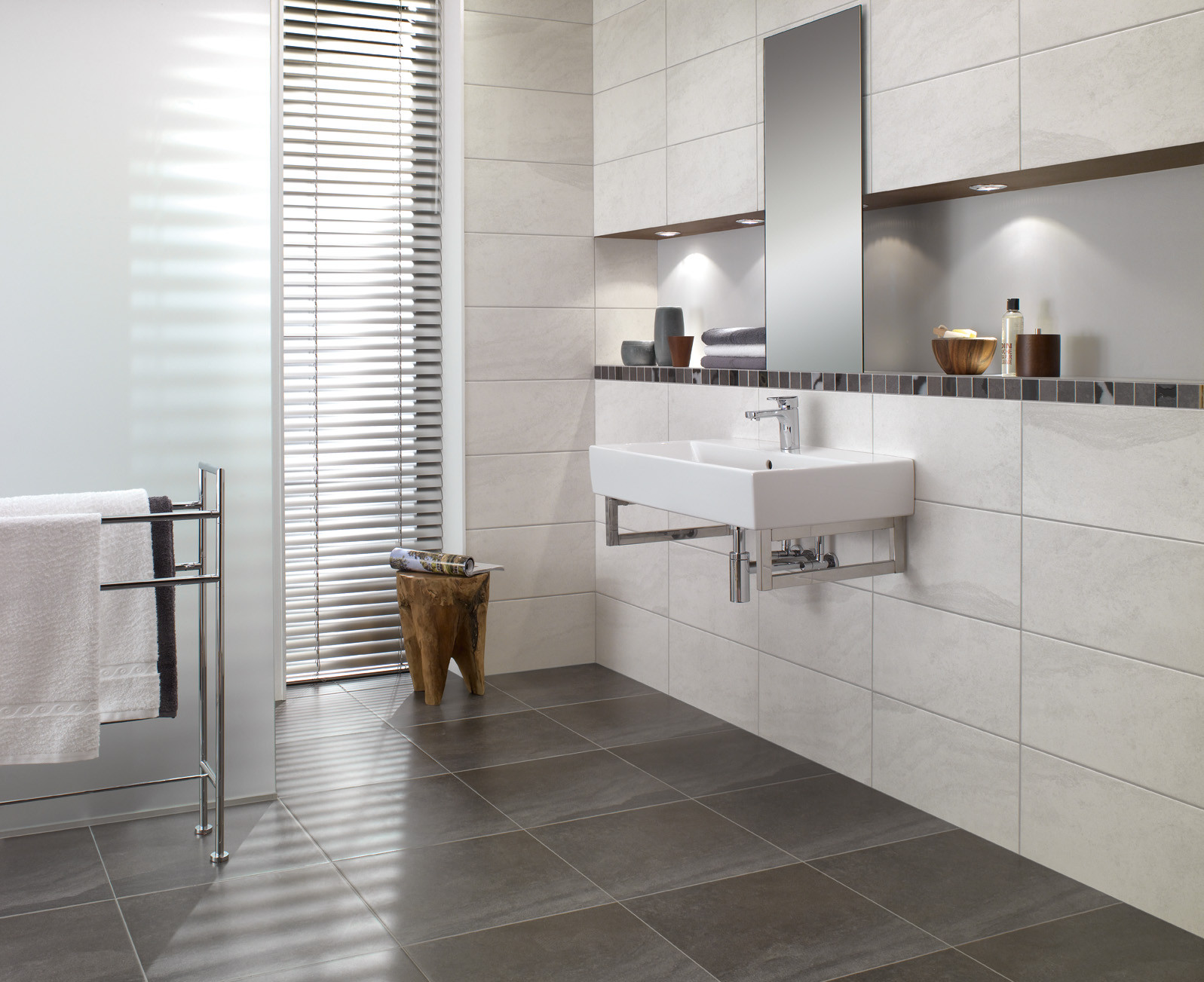 Design shapes life villeroy boch launches bathroom for Carrelage villeroy et boch salle de bain